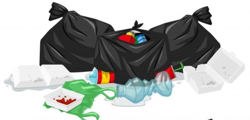 Śmieciowa plątaninka Agata Dziechciarczyk Ekologiczne Wierszyki