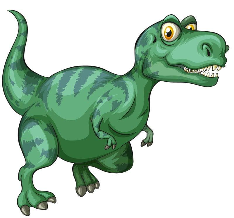 Tyranozur Agata Dziechciarczyk Dzień Dinozaura O dinozaurach Wierszyki