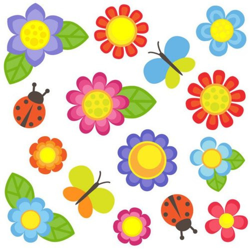 Motyle Aneta Grądzka-Rudziak Kreatywnie z dzieckiem Prace plastyczne (Dzień Mamy) Prace plastyczne (Dzień Zwierząt) Prace plastyczne (Wiosna)