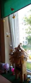 Pszczoły z opakowań po kinder jajkach Dominika Kobylak Kreatywnie z dzieckiem Lato Prace plastyczne Prace plastyczne Światowy Dzień Zwierząt Wiosna Zwierzęta