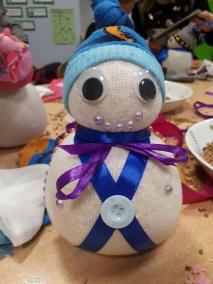 Warsztaty świąteczne dla rodziców i dzieci Boże Narodzenie Kreatywnie z dzieckiem Małgorzata Wojkowska
