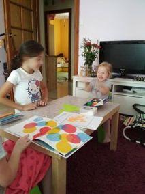 Międzynarodowy Dzień Kropki Aneta Grądzka-Rudziak Prace plastyczne