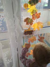 Jesienny dywanik Aneta Grądzka-Rudziak Jesień (Prace plastyczne) Prace plastyczne