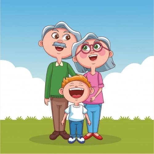 Scenariusz: Krasnoludkowa Babcia, Krasnoludkowy Dziadek Dzień Babci i Dziadka Paulina Pluta Scenariusze Scenariusze (Dzień Babci i Dziadka)