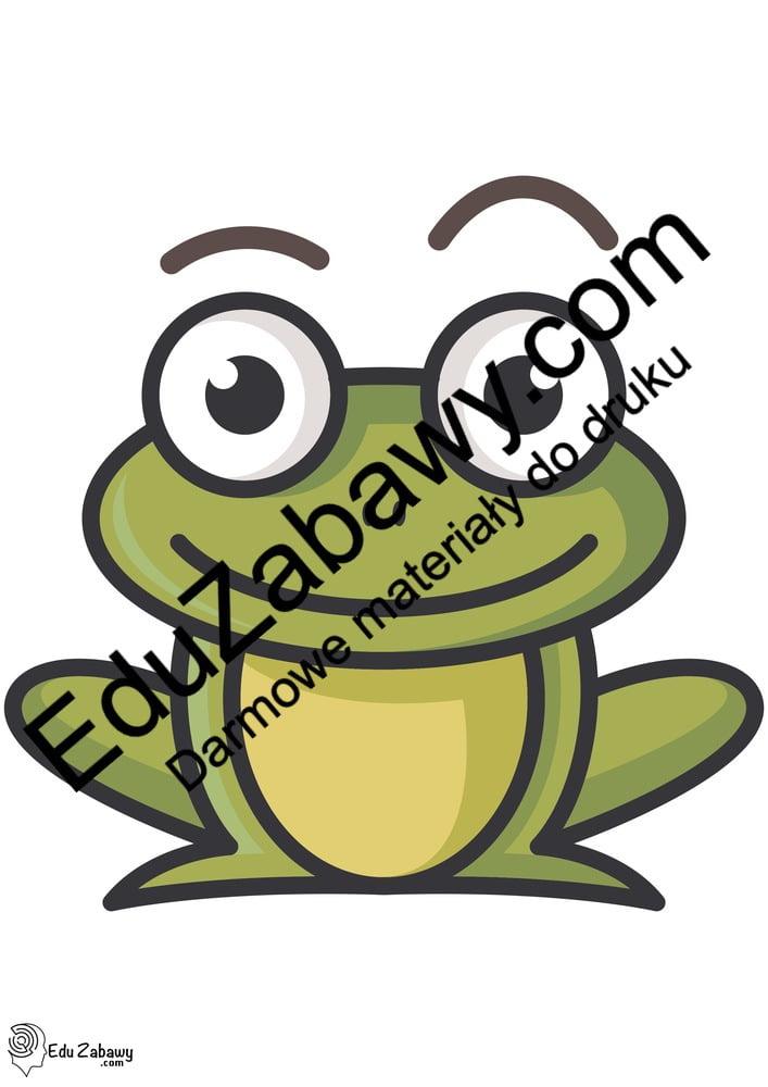 Dekoracje: żaby (10 szablonów) Dekoracje Dekoracje (Dzień Wody) Dekoracje (Pożegnanie przedszkola) Dekoracje (Wiosna) Dekoracje (Zakończenie roku)