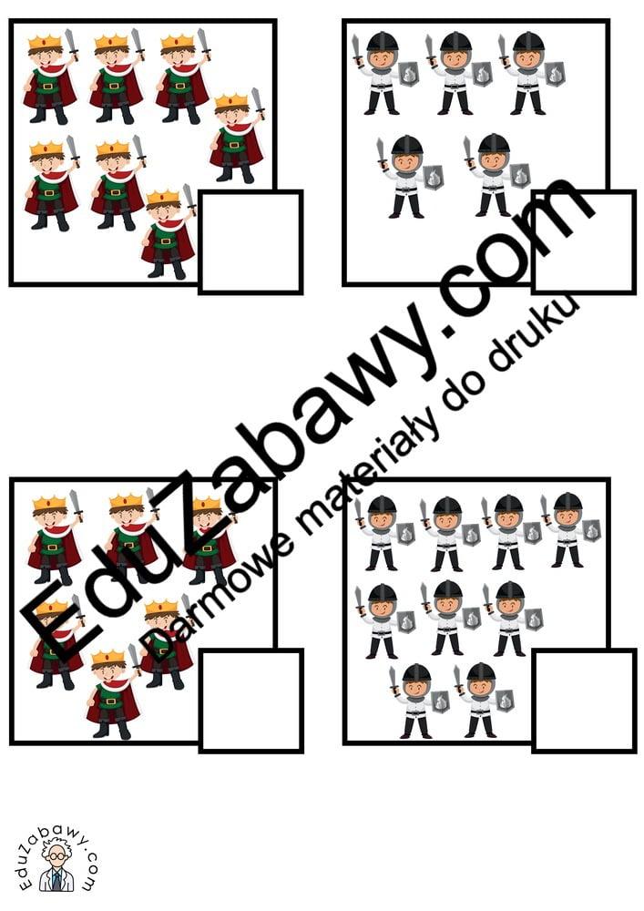 Dzień postaci z bajek: Policz obrazki (10 kart pracy) Dzień postaci z bajek Karty pracy Karty pracy (Dzień Postaci z Bajek) Policz obrazki