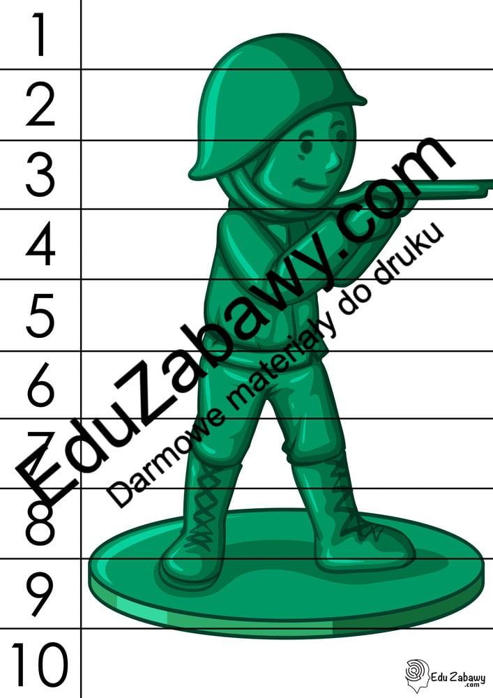 Dzień Chłopaka: Puzzle 10 elementów (10 kart pracy) Dzień Chłopaka Karty pracy Karty pracy (Dzień Chłopaka) Puzzle