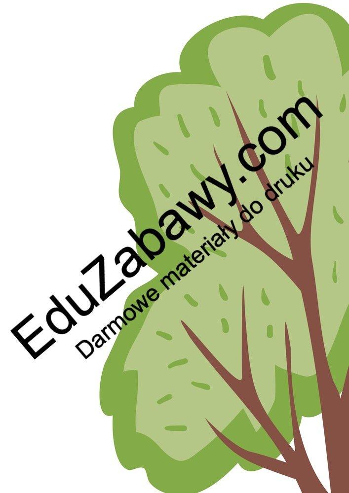 Drzewa: Dekoracje XXL (10 szablonów) Dekoracje Dekoracje (Dzień Drzewa) Dekoracje (Dzień Jeża) Dekoracje (Jesień) Dekoracje (Lato) Dekoracje (Wiosna) Dzień Drzewa Dzień Lasu Lato