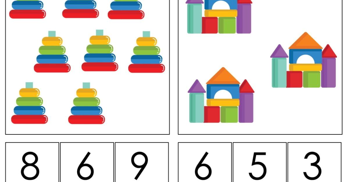 Dzień Dziewczynek: Matematyka klamerkowa (40 kart pracy)