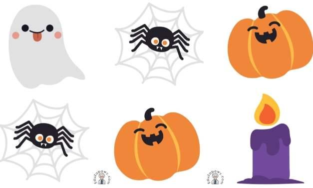 Halloween: Domino (14 kart pracy)