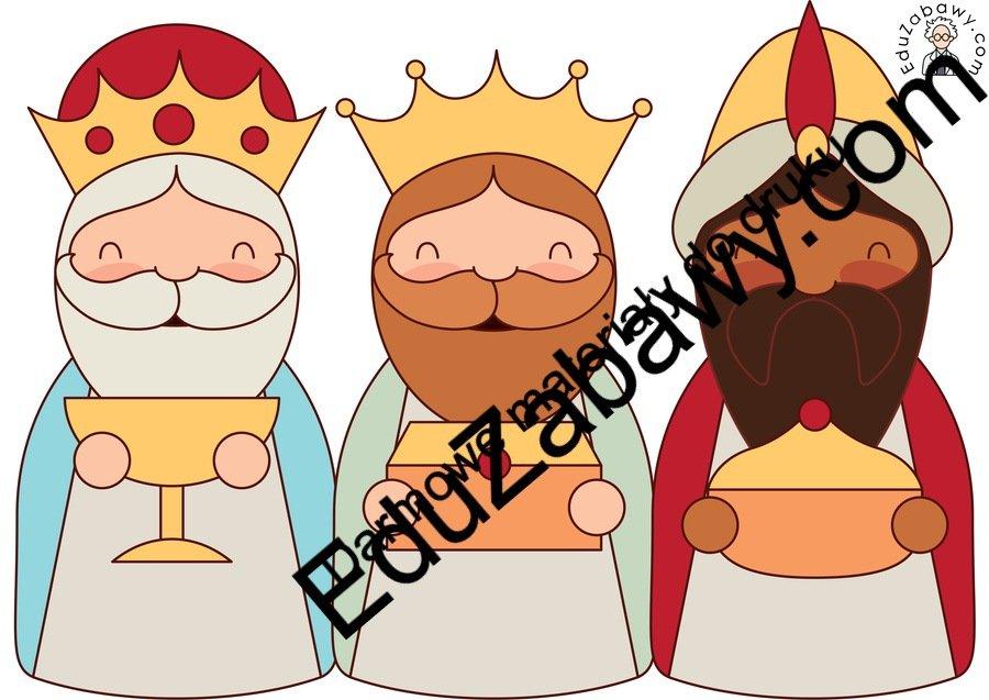 Dekoracje: Trzech króli Dekoracje Dekoracje (Jasełka) Jasełka