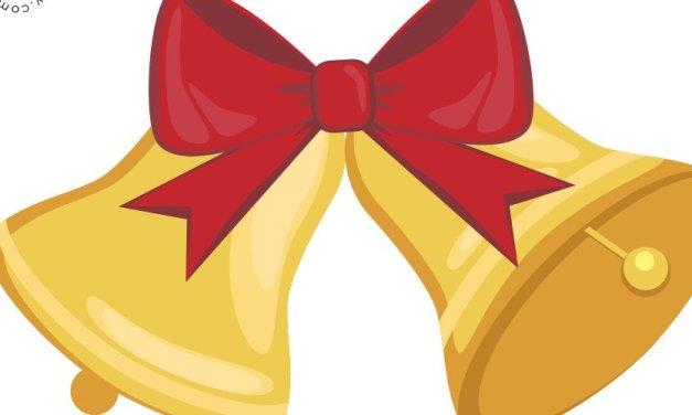 Dekoracje: Dzwonki świąteczne
