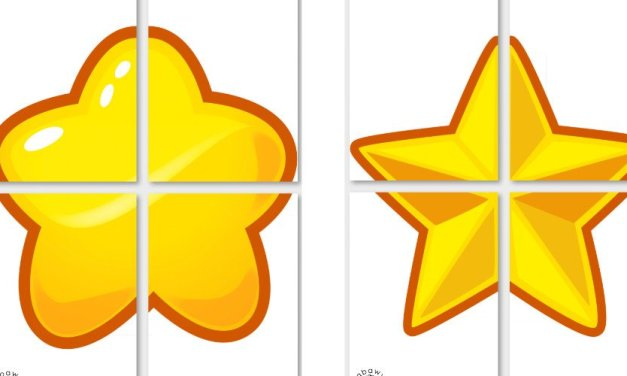 Dekoracje XXL: Gwiazdy
