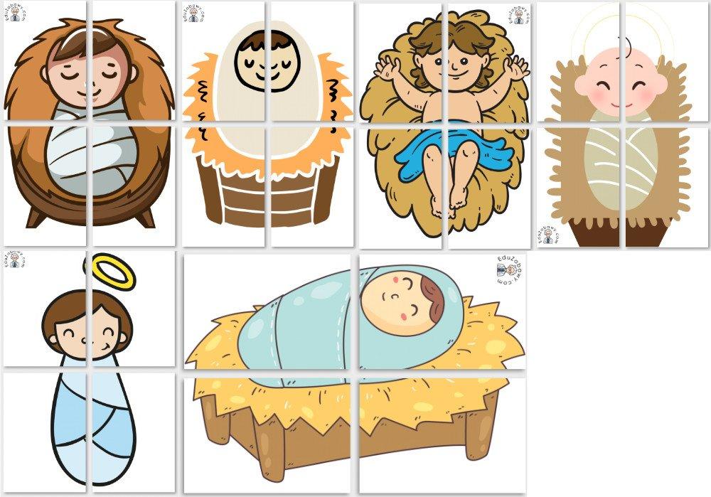 Dekoracje XXL: Dzieciątko Jezus Dekoracje Dekoracje (Jasełka) Jasełka