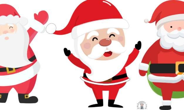 Dekoracje: Święty Mikołaj