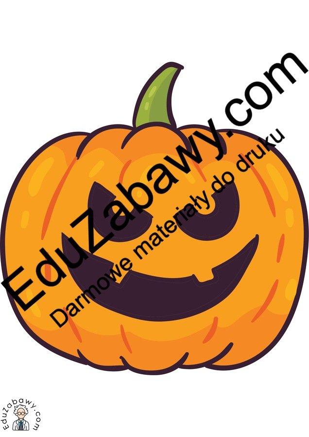 Dekoracje Dynie Na Halloween Eduzabawy