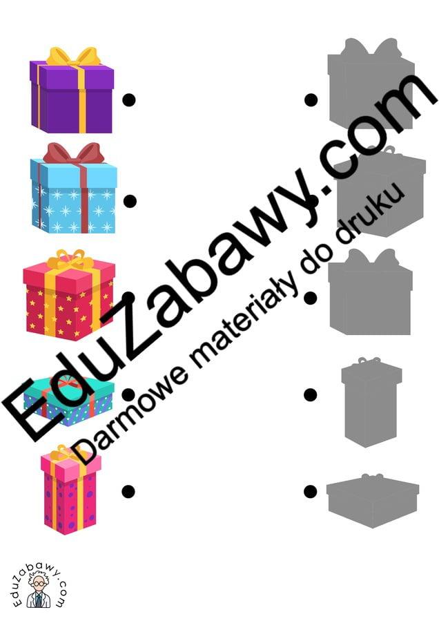 Boże Narodzenie: Dopasuj cienie (10 kart pracy) Boże Narodzenie Dopasuj cienie Karty pracy Karty pracy (Boże Narodzenie) Karty pracy (Mikołajki) Mikołajki