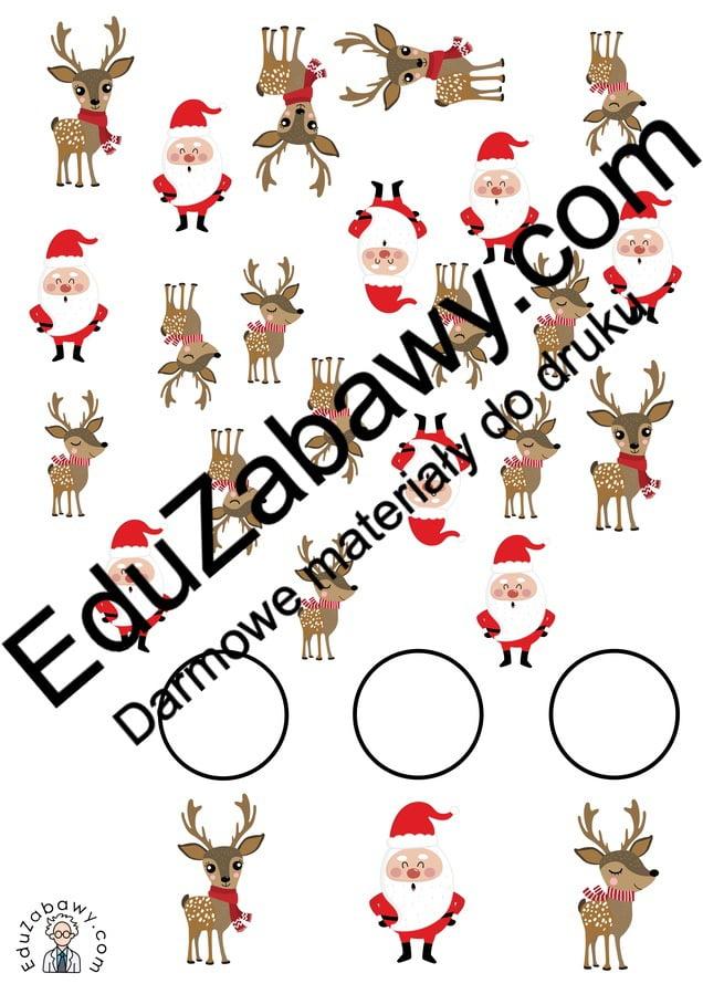 Boże Narodzenie: Bystre oczko Boże Narodzenie Bystre oczko Karty pracy Karty pracy (Boże Narodzenie) Karty pracy (Mikołajki) Mikołajki