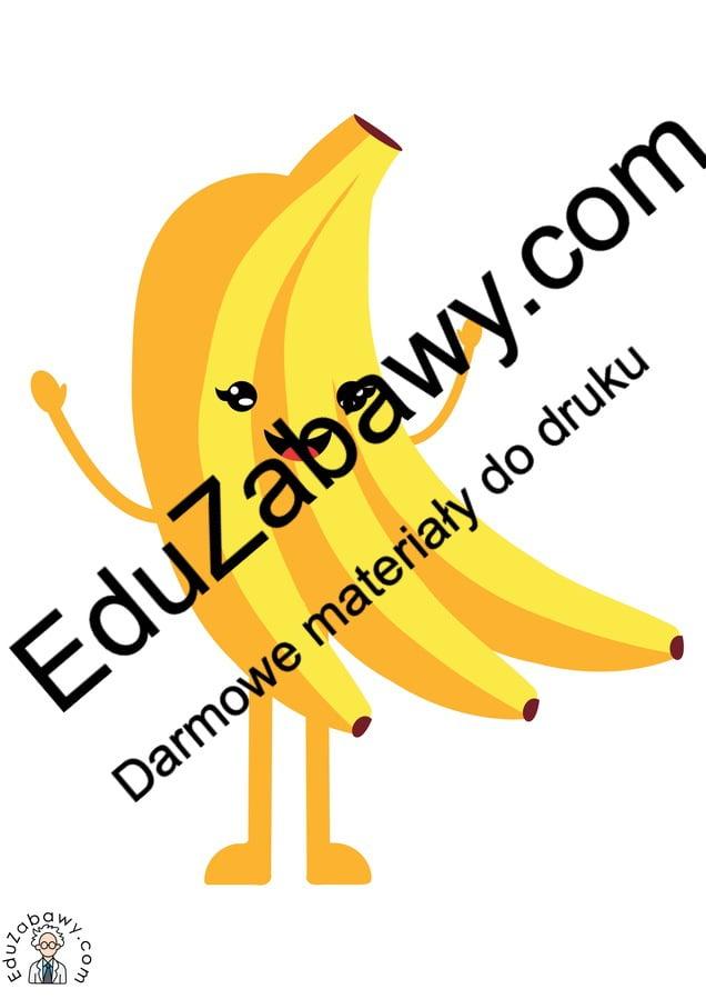 Dekoracje: Wesołe owoce i warzywa (10 szablonów) Dekoracje Dekoracje (Dzień Marchewki) Dekoracje (Lato) Dzień Pozytywnego Myślenia
