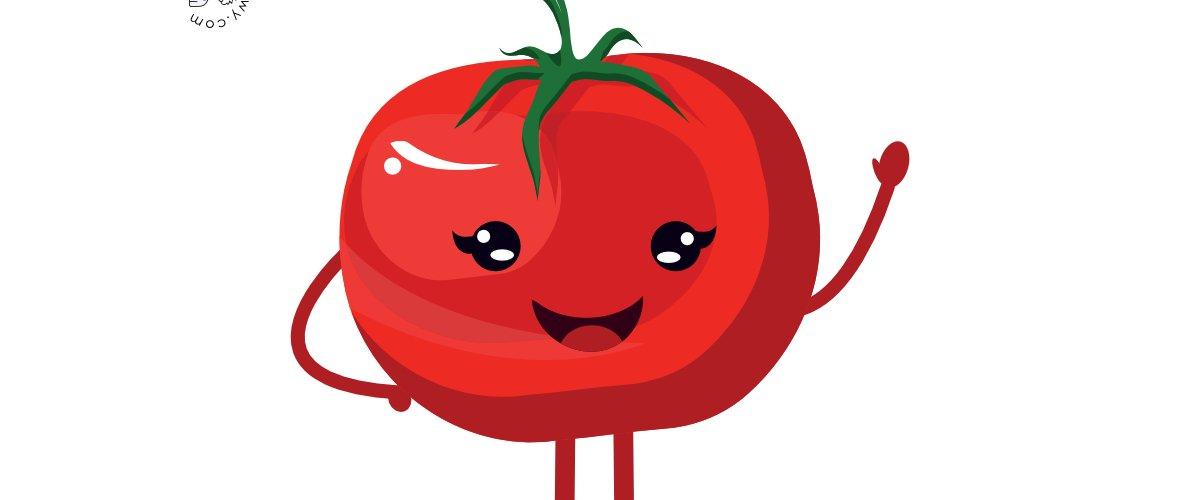 Dekoracje: Wesołe owoce i warzywa (10 szablonów)