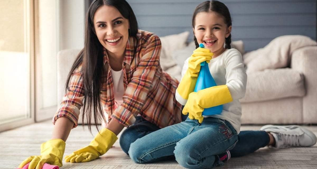 Jak zachęcić dziecko do sprzątania – i dlaczego jest to ważne
