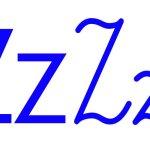Niebieska spółgłoska Z do alfabetu szorstkiego