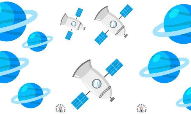 Kosmos: Uszereguj (10 kart pracy)