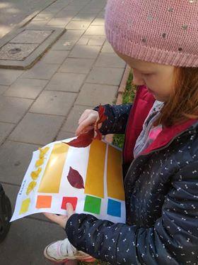 Kolory w przyrodzie Aneta Grądzka-Rudziak Jesień (Prace plastyczne) Prace plastyczne Prace plastyczne (Jesień)