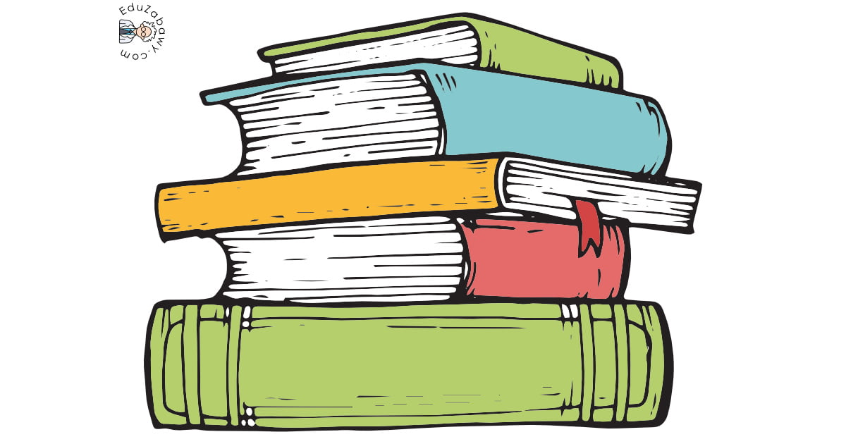 Dekoracje: Książki (10 szablonów)