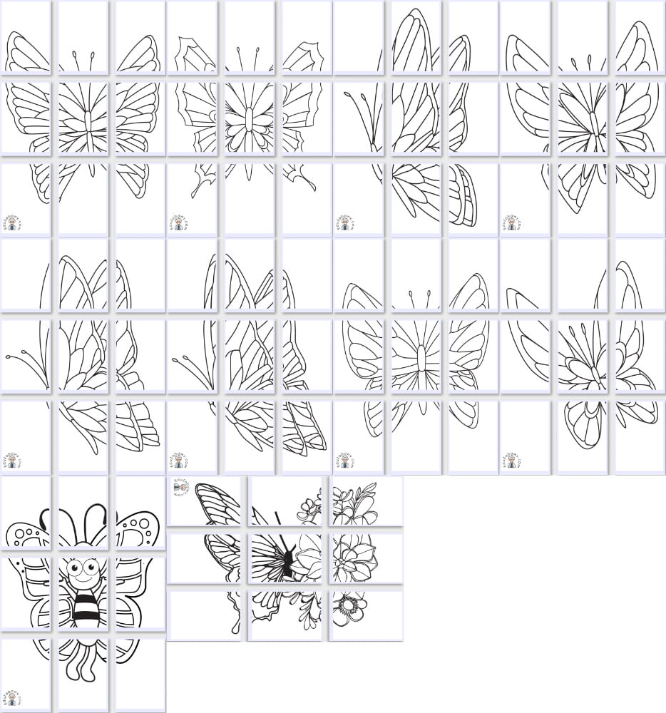 Kolorowanki XXL: Motyle (10 szablonów) Kolorowanki Kolorowanki (Wiosna) Kolorowanki XXL Lato (Kolorowanki) Wiosna Zwierzęta (Kolorowanki)