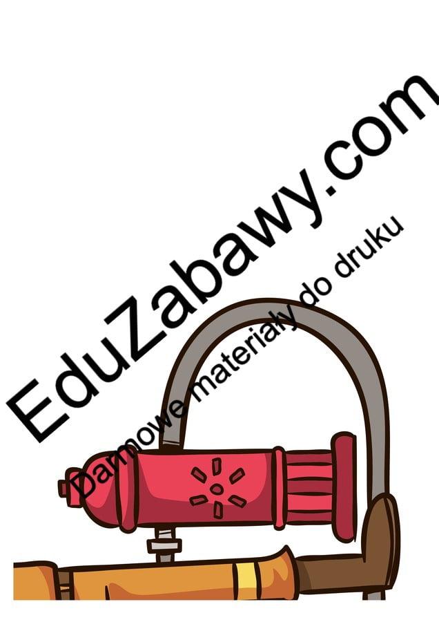 Dekoracje XXL: Strażak (10 szablonów) Dekoracje Dekoracje (Dzień Strażaka) Dzień Strażaka