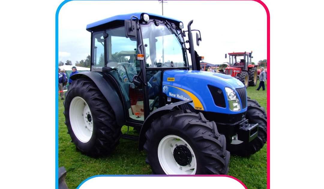 Plansze dydaktyczne: Maszyny rolnicze (14 plansz)