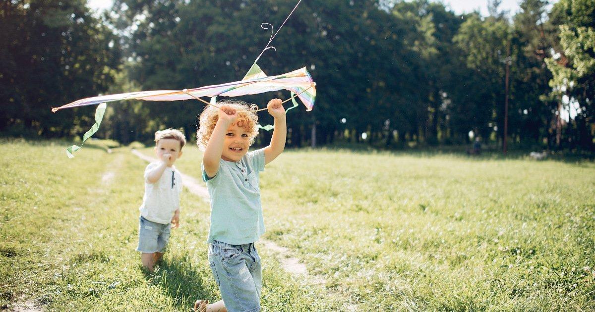 19 letnich zajęć na świeżym powietrzu dla dzieci