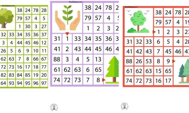 Labirynty matematyczne: Dzień Drzewa