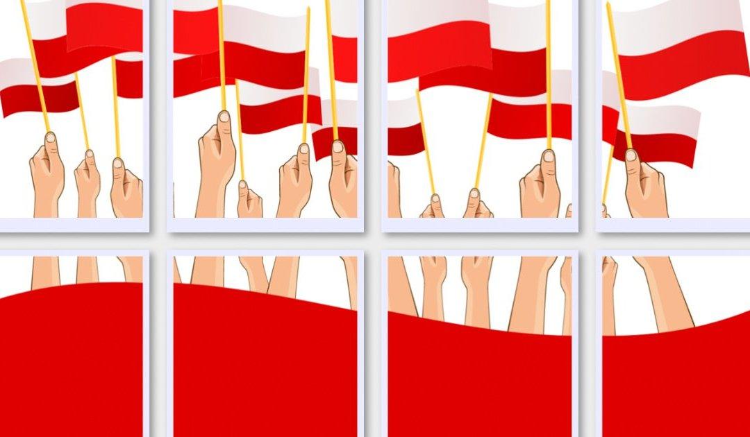 Dekoracje 3XL: Flaga