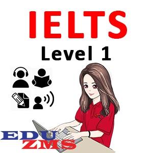 IELTS Full Course Level 1