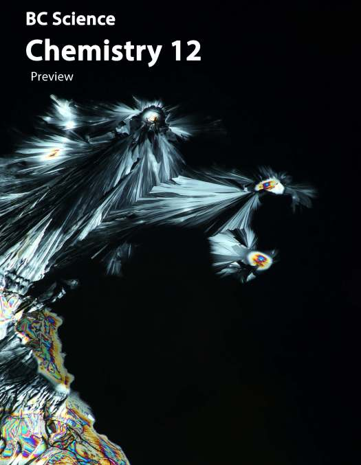 BC Science Chemistry 12