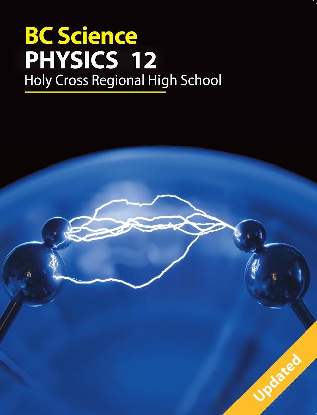 BC Science Physics 12 - Edvantage Science