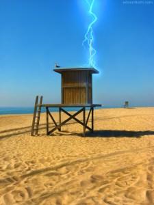 Tesla's Vacation