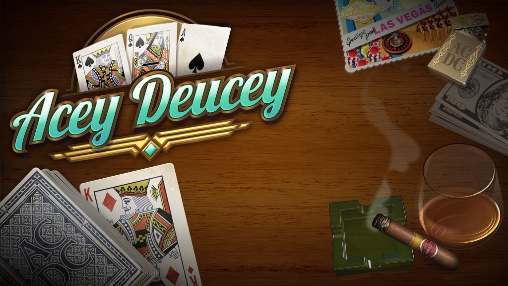 Acey Deucey promotional title
