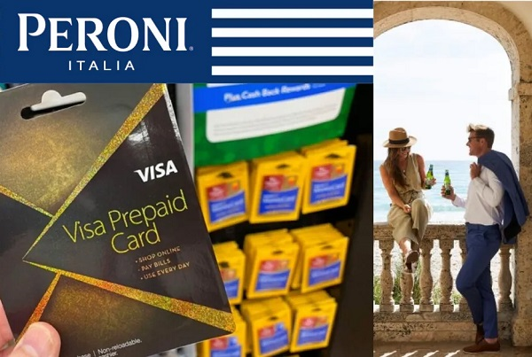 Peroni Upgrade Instant Win Game and Sweepstakes