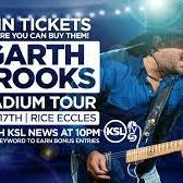 KSL TV Garth Brooks Concert Contest