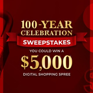 Master Lock 100th Anniversary Sweepstakes