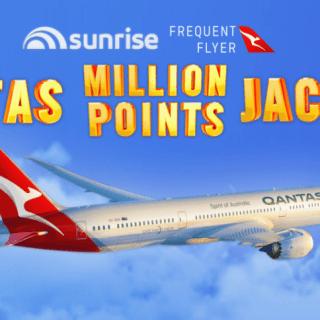 Sunrise Qantas Points Competition