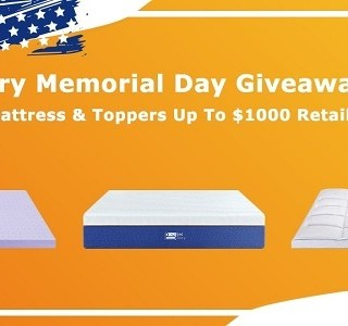 BedStory Free Mattress Giveaway