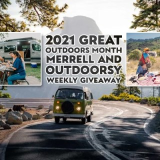 Great Outdoors Weekly Giveaway