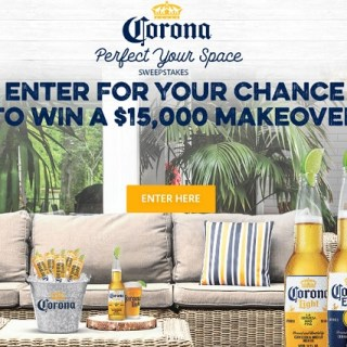 Free Home Makeover Sweepstakes