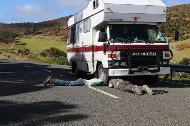 Camper New Zealand