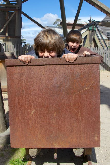 Sovereign Hill- boys
