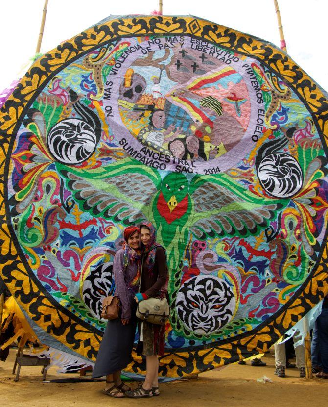 Sumpango Giant Kite Festival 13